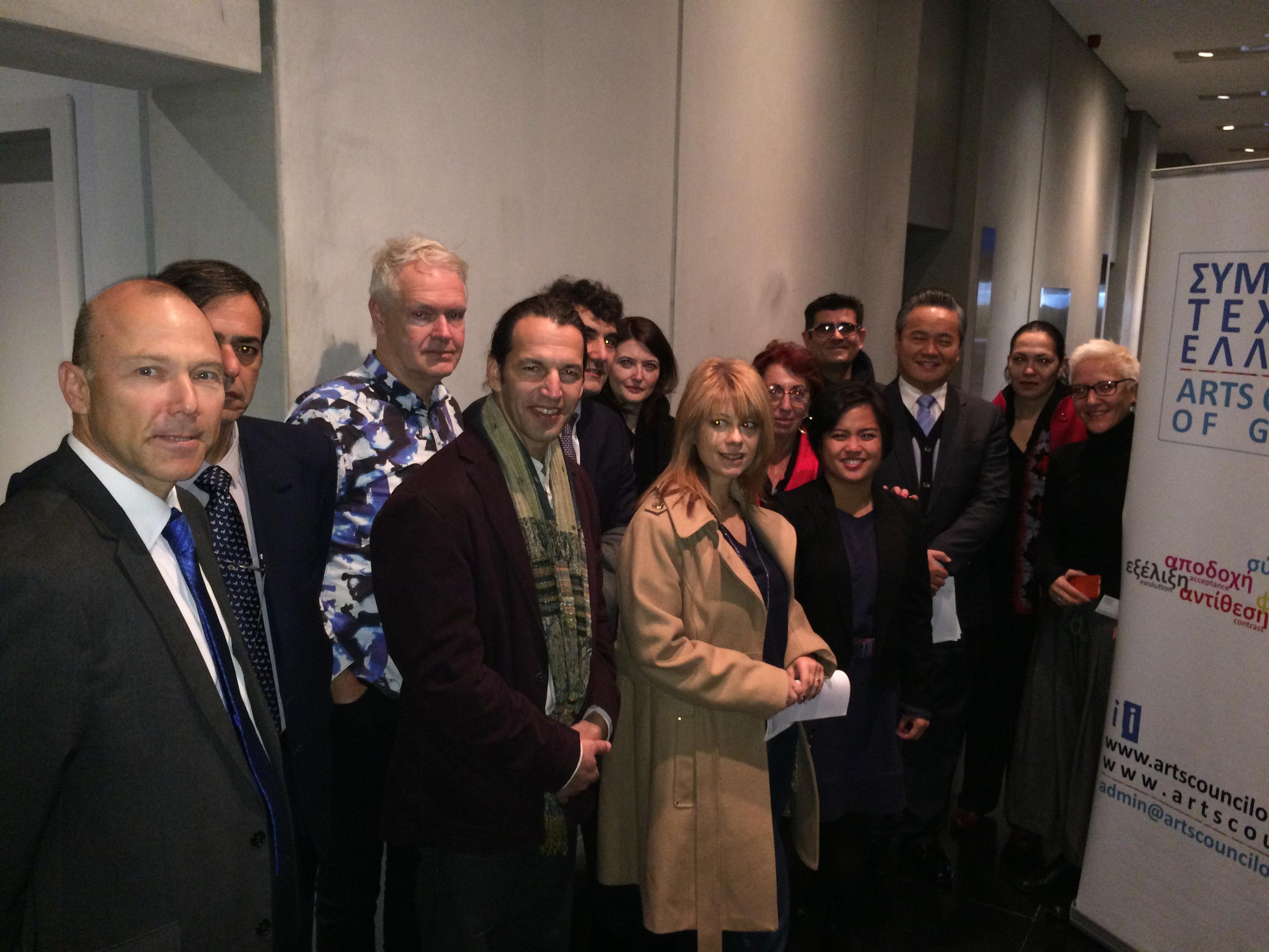 7ο Διεθνές Συνέδριο για την Πολιτιστική και Δημιουργική Οικονομία και Ανάπτυξη, Αθήνα 29-30 Νοεμβρίου 2016