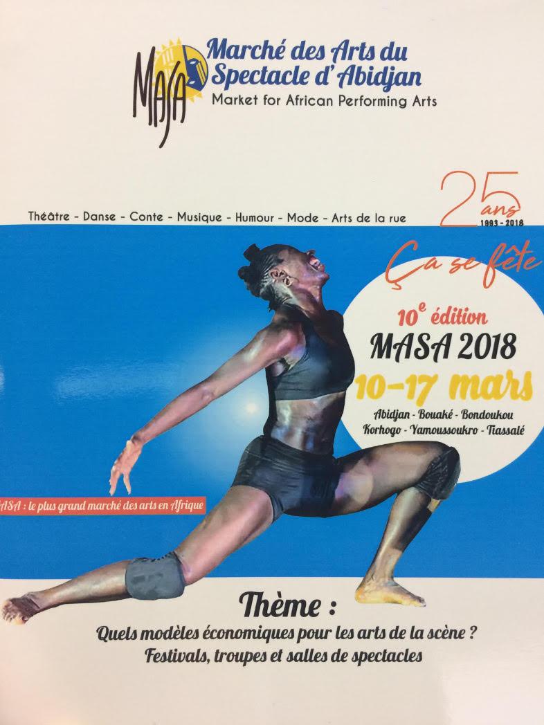 Αγορά Αφρικανικών Παραστατικών Τεχνών – MASA